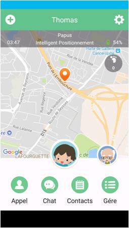 app-géolocalisation